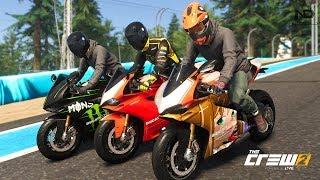 The Crew 2 #23 - Lần đầu đi mua moto Ducati Panigale R | ND Gaming