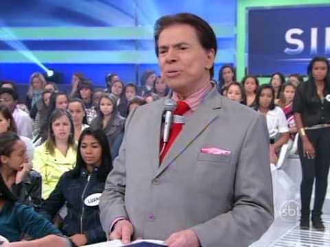 Programa Silvio Santos (11/08/13) - Quadro Jogo dos Pontinhos