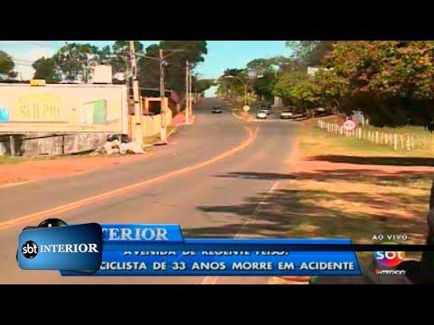 Acidente mata motociclista em Regente Feijó