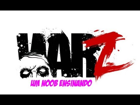 The Warz - 1 Dicas de onde achar itens