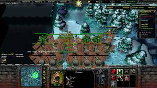 Warcraft 3: Farmers vs Hunters! #4