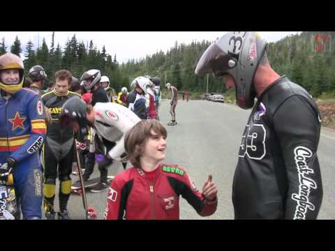 Mount Washington Longboard Race - Ages 11-46