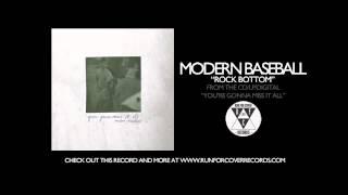 Watch Modern Baseball Rock Bottom video