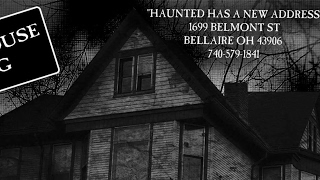 INVESTIGATION THE BELLAIRE HOUSE || PARANORMAL QUEST® || BELLAIRE, OHIO
