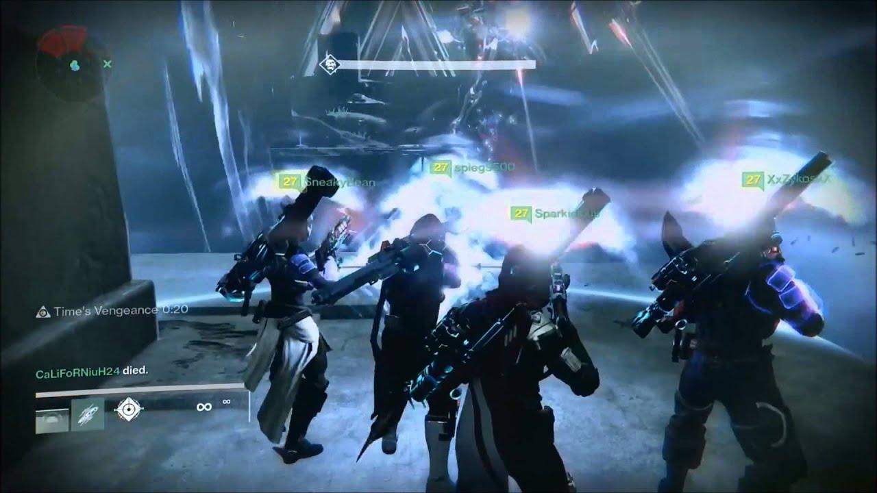 Destiny Atheon Vault Of Glass