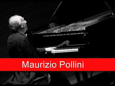 Maurizio Pollini: Chopin - Berceuse in D flat major Andante...