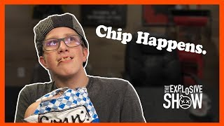 Salt & Vinegar Chip Off!