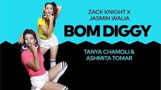 download lagu Zack Knight X Jasmin Walia - Bom Diggy  gratis