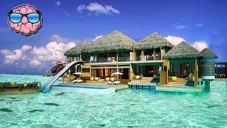 Top 10 COOLEST HOUSES ON EARTH