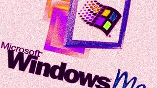 Microsoft Windows ME - Startup Sound (Slowed Down 100x , Pitch Shift  1000cents)