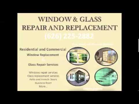 Mr. Glass and Window Services South Pasadena, CA (626) 225-2882 Window | Window Repair | Replace
