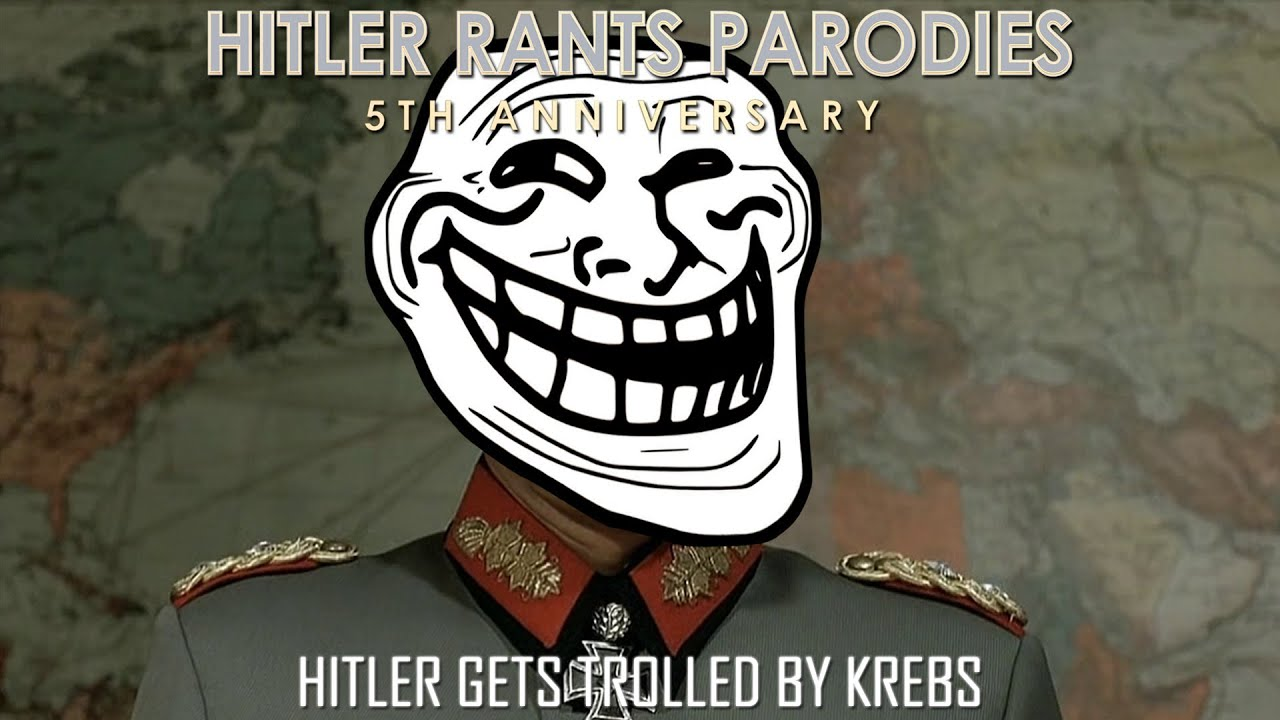 Hitler gets trolled by Krebs