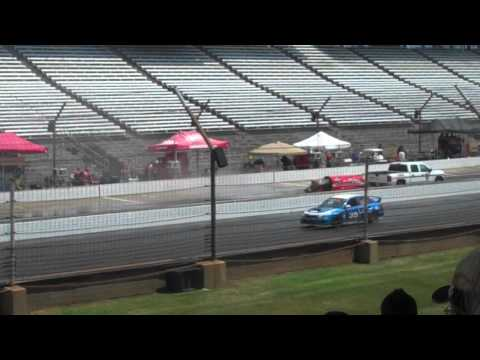 Brickyard Grand Prix Jet Dryer on Pit Road (Home Video)