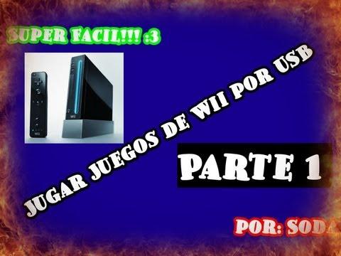 Como jugar Juegos de Wii por USB (Paso 1)-Instalando los cIOS :D