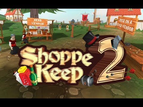 Shoppe Keep 2 Gameplay #2 - Cooking And Blacksmithing!
