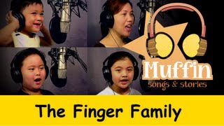 The Finger Family (Daddy Finger) | Family Sing Along - Muffin Songs