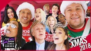 39 Christmas Baby Please Come Home 39 Carpool Karaoke