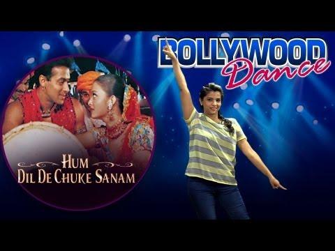 Navratri Special || Dholi Taro Dhol Baaje || Easy Dance Steps...