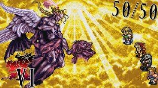 Final Fantasy VI • (50/50) • Dancing Mad