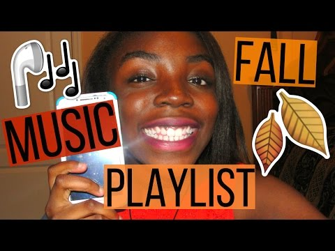 6 SONGS YOU NEED TO LISTEN TO | Fall Music Playlist 2015