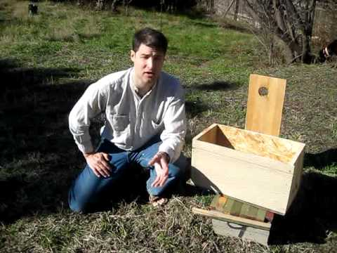 Beekeeping 101 - Swarm Traps and Bait Hives