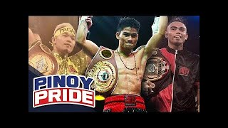 Best Knockdowns and Knockouts | Pinoy Pride