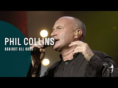 Phil Collins - Against All Odds (Live @ Montreux, 2004)