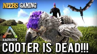 Ark: Survival Evolved - Cooter Is Dead!!!