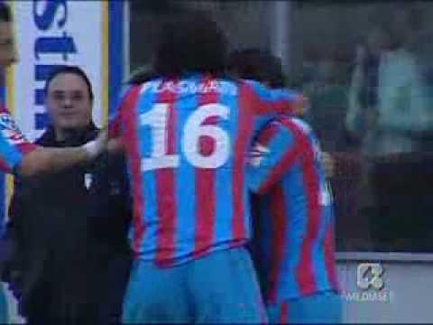 Caso Curioso – Catania Torino 3-2 punizione di Mascara e pan