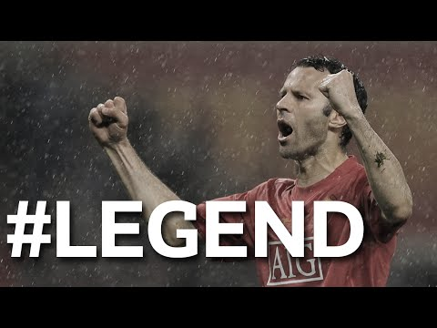 Ryan Giggs - #LEGEND | Futbolove