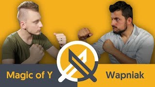 Magic of Y vs Wapniak ⚔️ Quiz House Challenge