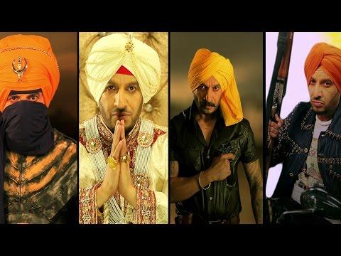 Ghora | Jazzy B | Yoddha - The Warrior | Kuljinder Singh Sidhu...