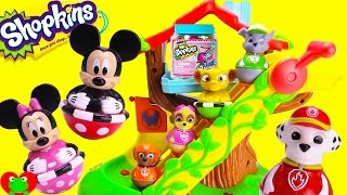 Mickey Mouse Paw Patrol Magical Tree House Surprises