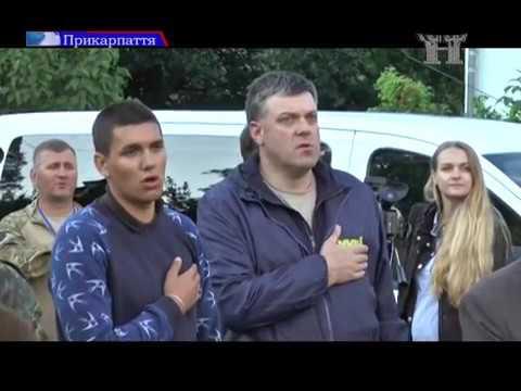"""Яворина-2017: спеціяльний репортаж телекомпанії """"Надвірна ТБ"""""""