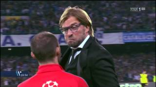 Jürgen Klopp furious full HD