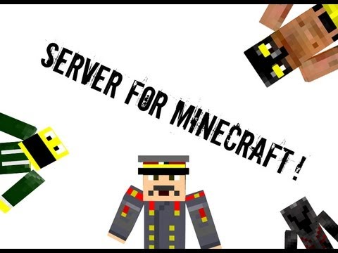 Сервер для Minecraft - legens of Battlecraft
