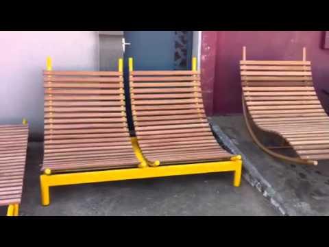 Como fazer cadeira de praia