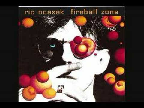 Ocasek Ric - Touch Down Easy