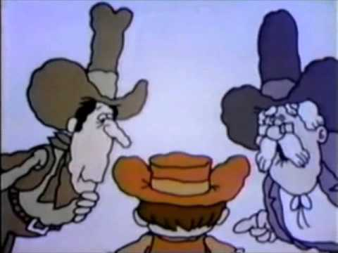 Sesame Street - Cowboy X