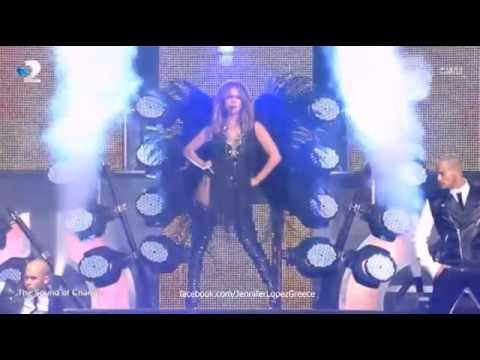 Jennifer Lopez - Live It Up - The Sound Of Change Live video