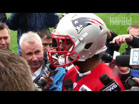 Brady, Brissett, Cooks among players who stood out on first day of Patriots minicamp