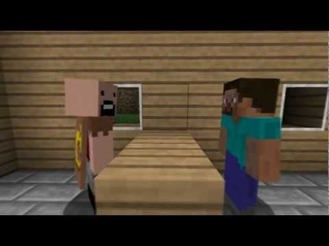 Like a Block (Like a Boss Parody) (Minecraft)