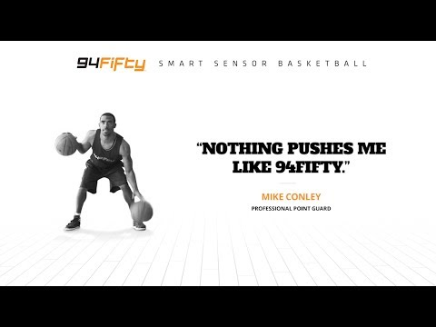 Michael Conley Challenges the World with 94Fifty.