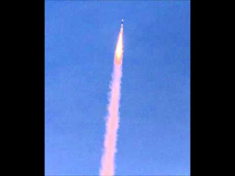 Indian Satellite Launched From Space Centre