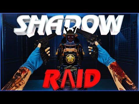 SHADOW RAID - SOLO STEALTH ALL LOOT |PAYDAY 2| История и аналитика карты С: