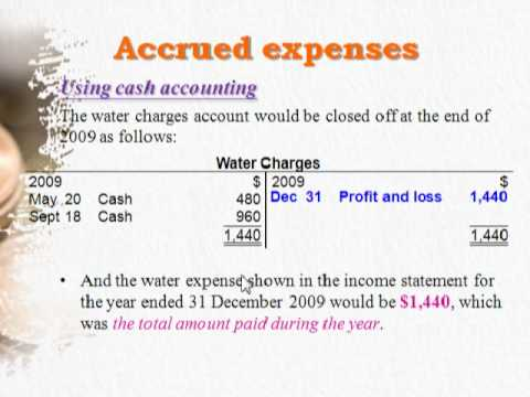 accrual accounting definition