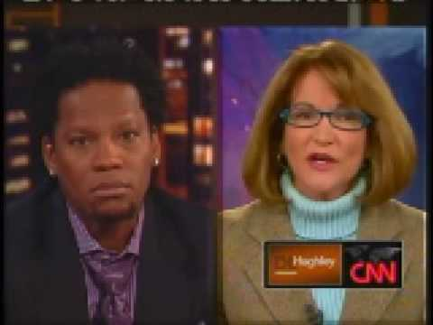 DL Hughley: Beinart and Buchanan on Bush, The GOP's Future and Harry Reid