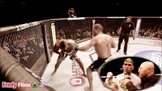 BIGFOOT AntonioSilva-Pezao UFC fighter KO Alistair Overeem Amazing KO, Never seen Before