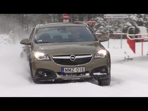 Motorsi Proovisõit - Opel Insignia Country Tourer