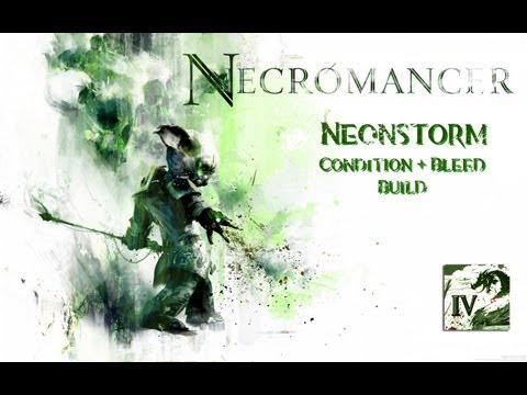 GW2 Necromancer PvP/SPvP/WvW Bleed Spec
